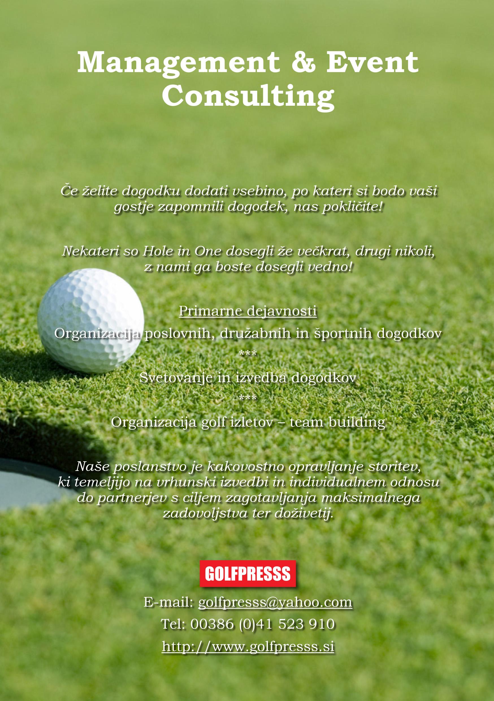 Golfpress oglas A5